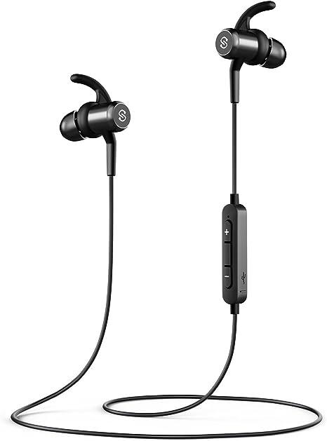 Auriculares Bluetooth 5.0 SoundPEATS Q35HD Cascos Deportivos