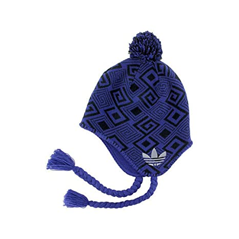 Image Unavailable. Image not available for. Color  adidas Originals ICE CAP  EARFLAP Beanie Winter Hat fd1cd21677a