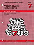 Problem Solving in Mathematics, Lane County Mathematics Project Staff, 0866511849