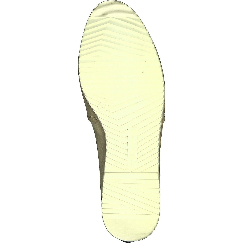 Tamaris 1-1-24205-20 modebewusste Damen Slipper, Mokassins, Halbschuhe, Sommerschuhe für die modebewusste 1-1-24205-20 Frau Antelope Suede e802f5