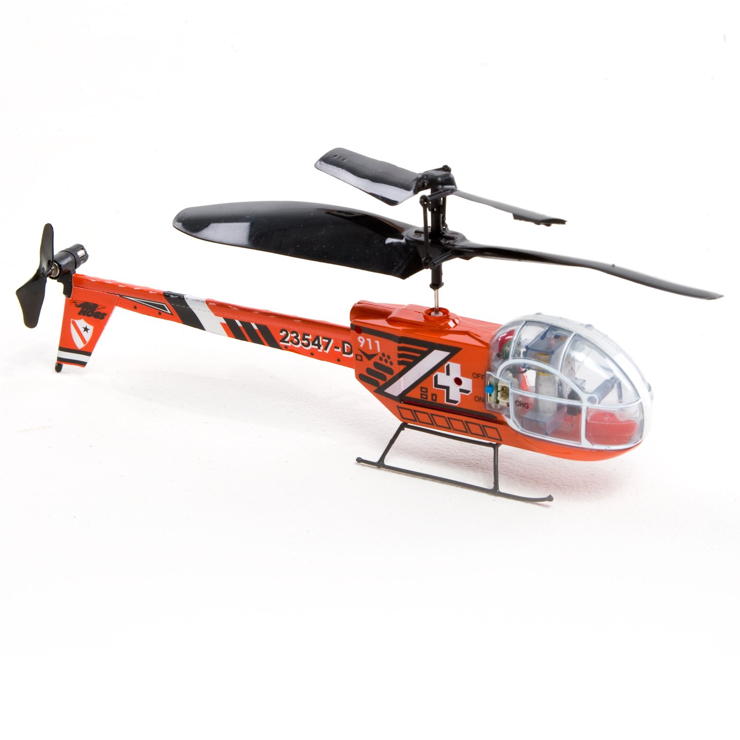 Havoc Striker Green helicopter Remote-Controlled by Spin Master