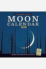 The 2020 Old Farmer's Almanac Moon Calendar Calendar