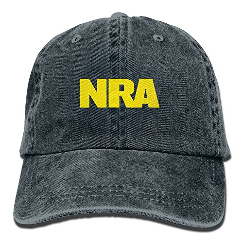 NRA National Rifle Association Vintage Adjustable Jean Cap Baseball Caps  For Adult 1faca2d9f383