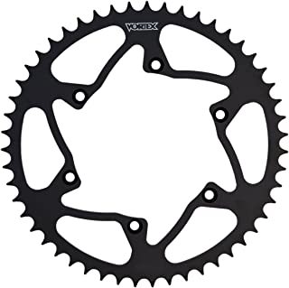 product image for Vortex 208S-43 Black 43-Tooth 520-Pitch Steel Rear Sprocket
