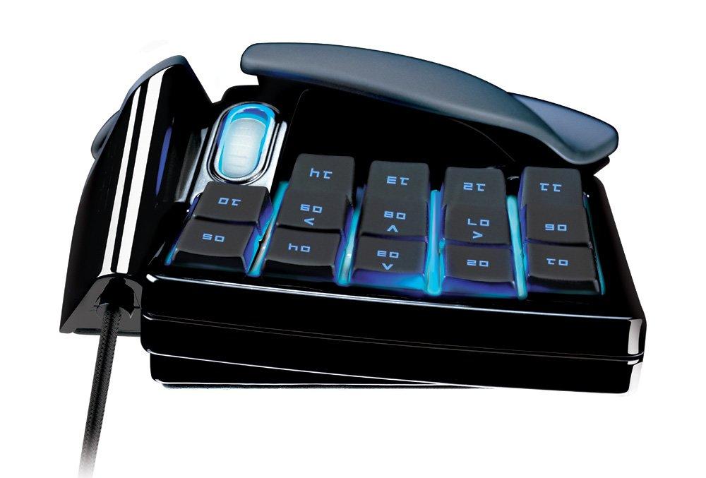 b5a0b1fc55b Amazon.com: Razer Nostromo PC Gaming Keypad: Electronics