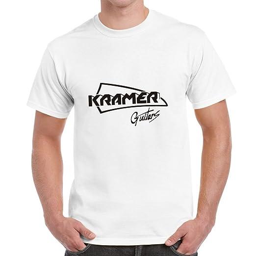 Generic Kramer Guitars T Shirt Tee | Amazon.com