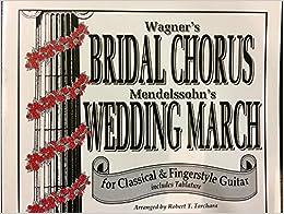 Amazoncom Wagners Bridal Chorus Mendelssohns Wedding March For