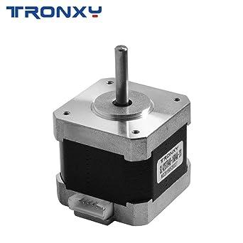 TRONXY 42 Motor paso a paso, 0,4 Nm bajo ruido, 40 mm de alto par ...