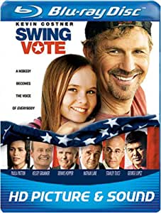 Swing Vote [Blu-ray]