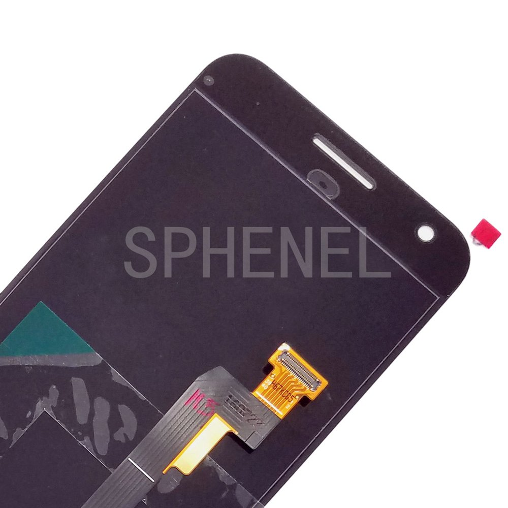SPHENEL LCD Display Screen And Digitizer Touch Screen Assmebly for Google Pixel 5 Inch (Black) by SPHENEL (Image #4)