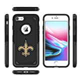 Saints iPhone 6s Tough Electroplate Case, 3 in 1
