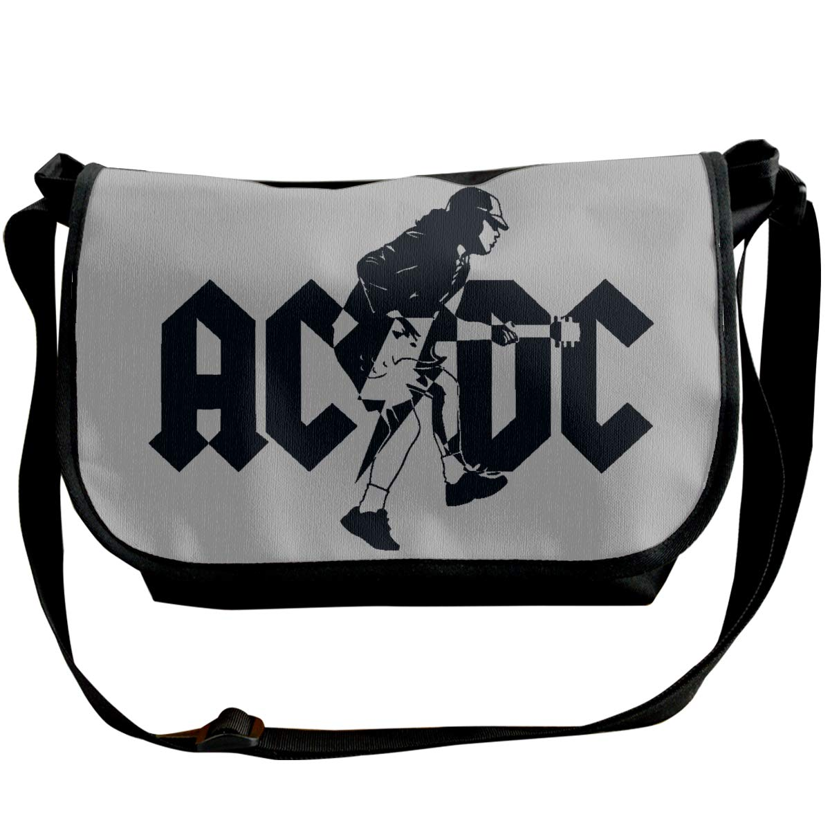 Shoulder Bag For All-Purpose Use Classic ACDC Messenger Bag