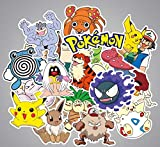 Cartoon Stickers Pack 160pcs, Anime Vinyl Sticker for Nintendo Switch Laptop Water Bottle Bike Car Motorcycle Bumper Luggage Skateboard Graffiti, Cute Animals Decals, Best Gift for Kids,Children