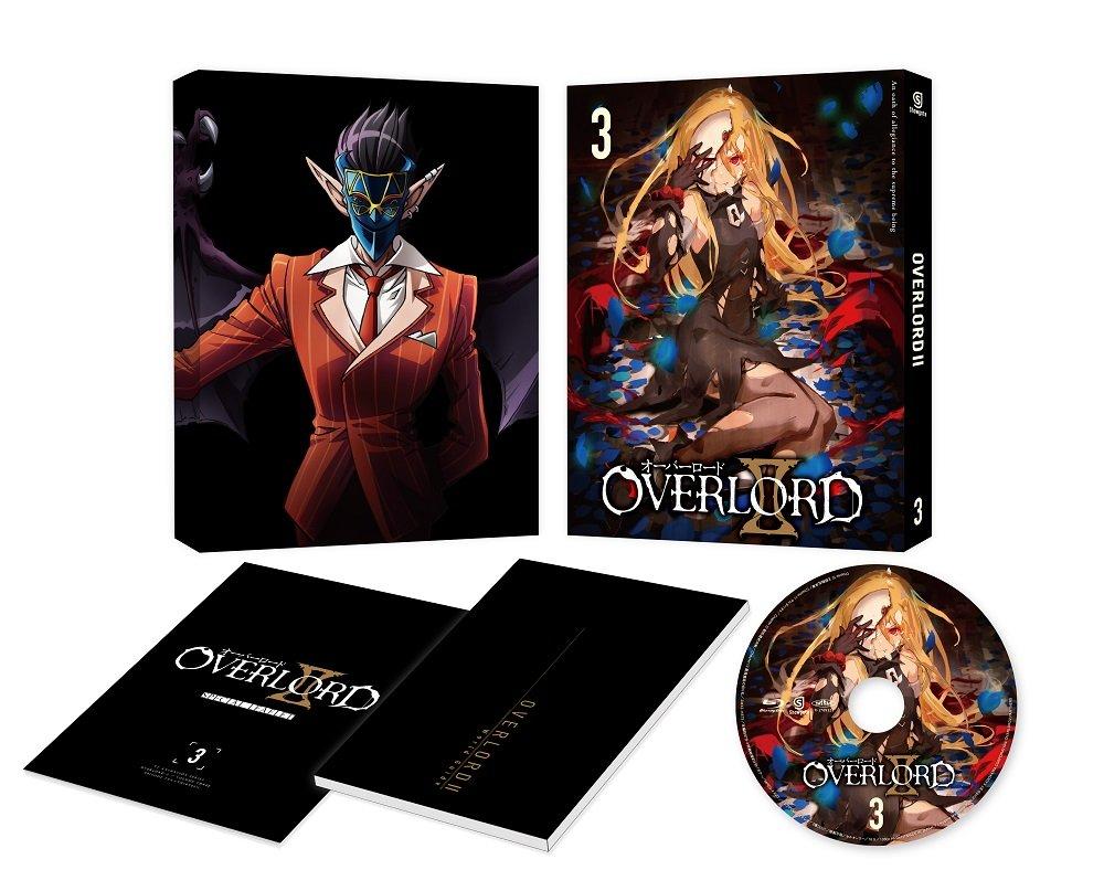 オーバーロードⅡ 3 [Blu-ray] B07895R15J