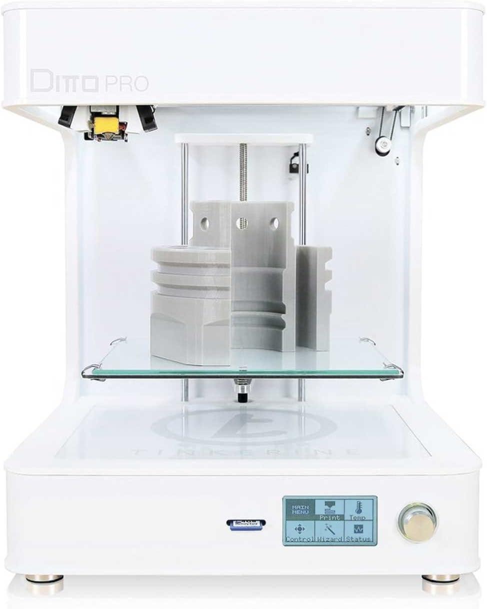Ditto Pro Tinkerine - Impresora 3D: Amazon.es: Juguetes y juegos
