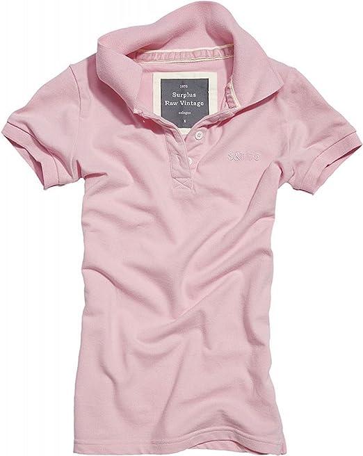 cheap for discount 34ca0 ac307 SURPLUS Damen Poloshirt Ladies - schmeichel-weich - TOP ...