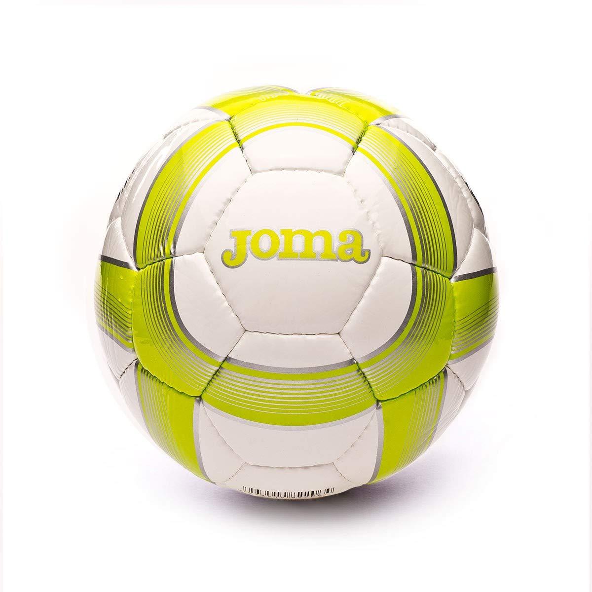 Joma Balón Egeo Sala 58 Blanco-Verde Talla 3 (58 cm): Amazon.es ...