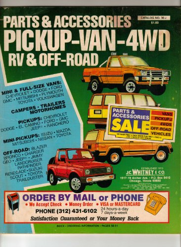 Parts   Accessories Pickup Van 4Wd Rv   Off Road