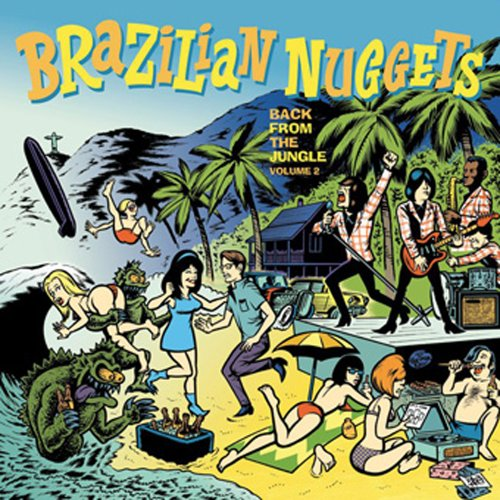 brazilian nuggets volume two: back from the jungle LP (Nuggets Volume 2)