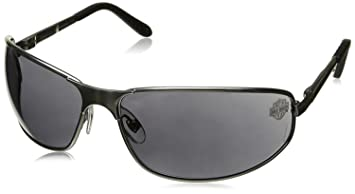 1bf08b78bf Image Unavailable. Image not available for. Colour  Harley-Davidson HD502 Safety  Glasses ...