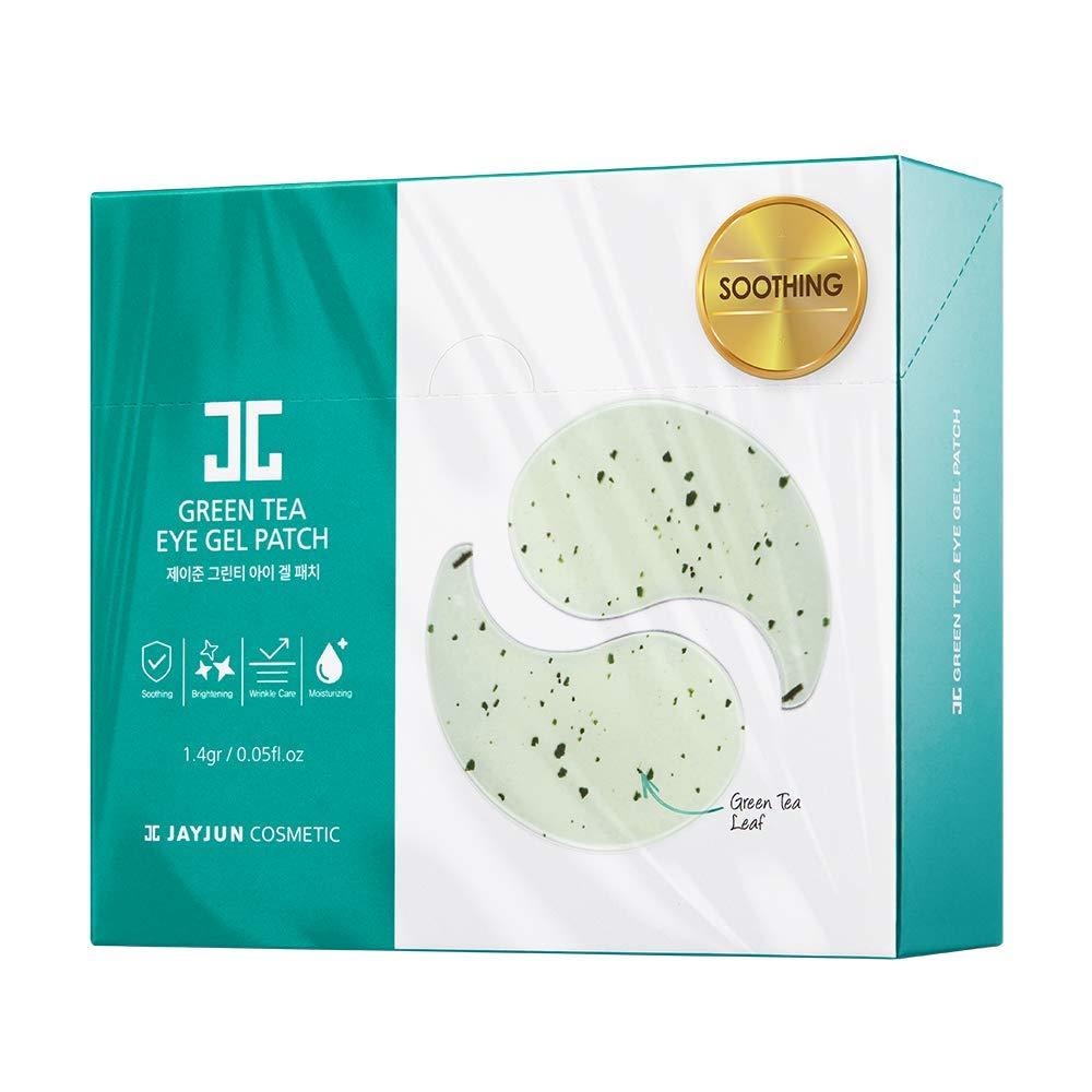 JAYJUN Eye Gel Patch (2pcs/10sheets) 1.4g / 0.05 fl.oz. (Green Tea)
