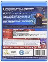 Brave [Blu-ray 3D + 2D] [Region-Free] [UK Import]