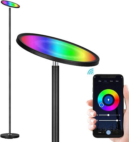 Smart WiFi Floor Lamp