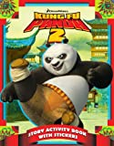 Story Activity Book with Stickers (Kung Fu Panda 2)