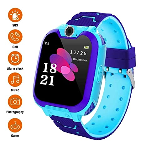 Amazon.com: Batteraw Children Anti-Lost Smart Watch ...
