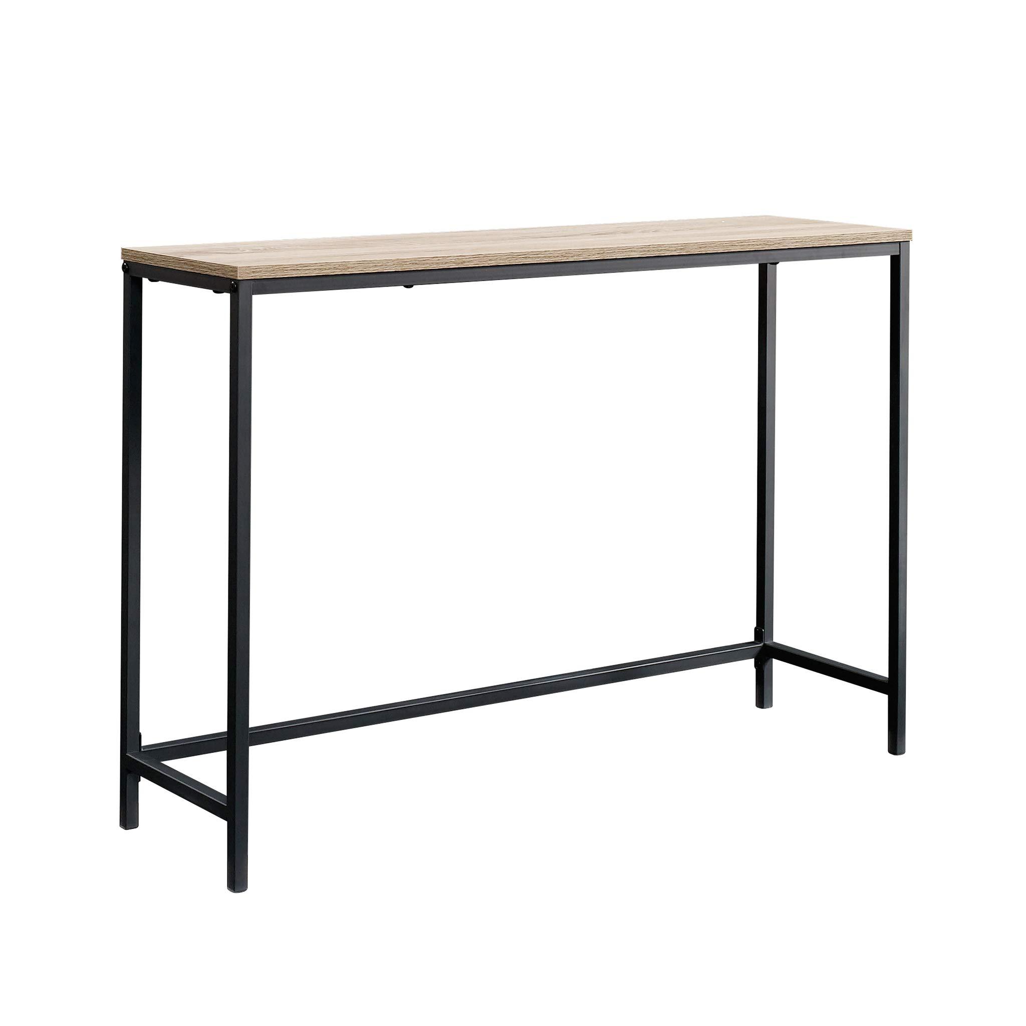 Sauder 420042 North Avenue Sofa Table, L: 41.50'' x W: 11.50'' x H: 28.03'',  Charter Oak finish by Sauder