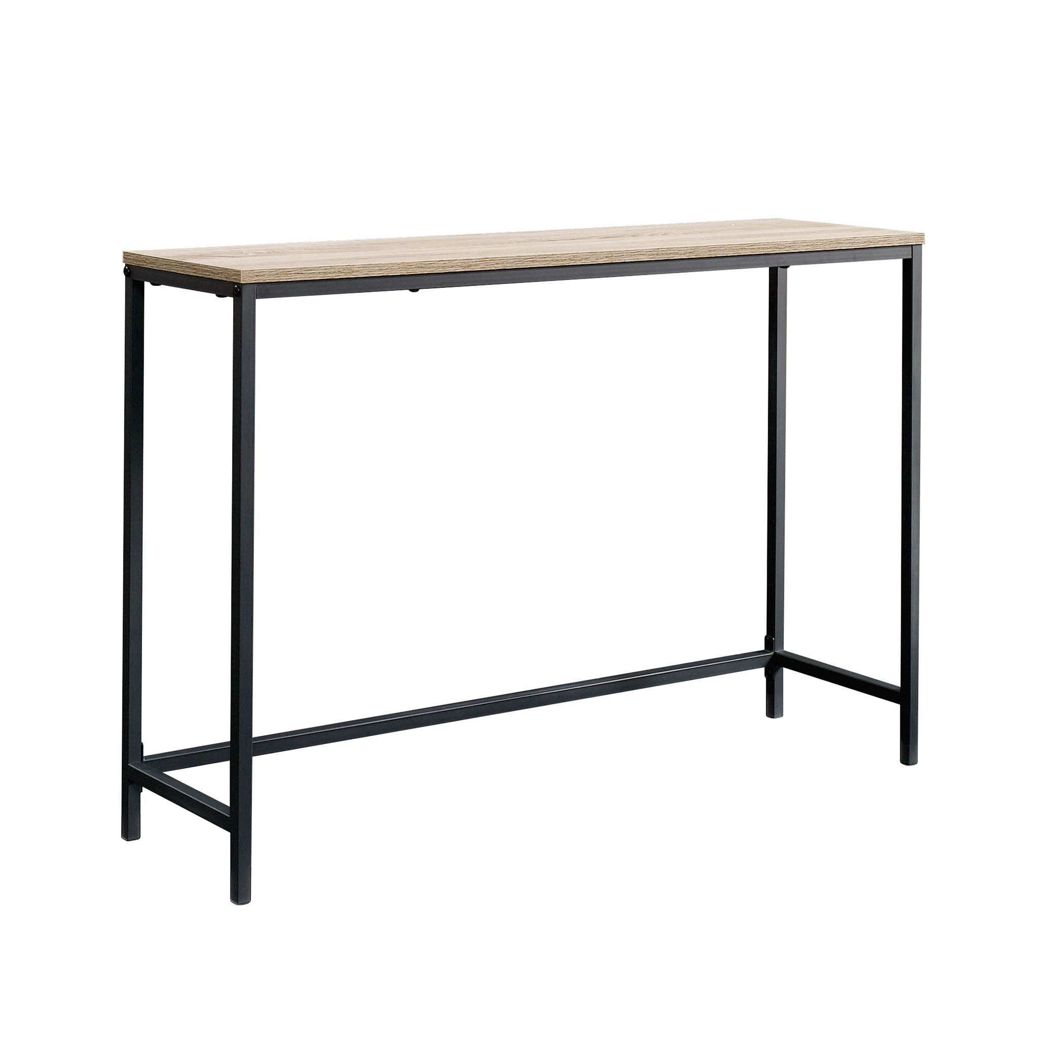 Sauder 420042 North Avenue Sofa Table, L: 41.50'' x W: 11.50'' x H: 28.03'',  Charter Oak finish