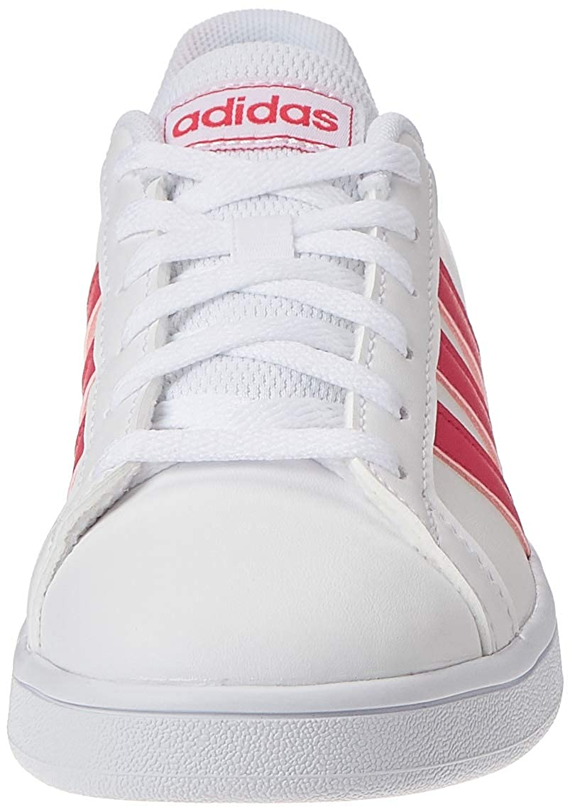 Chaussures de Tennis Mixte Enfant adidas Grand Court K Garçon ...