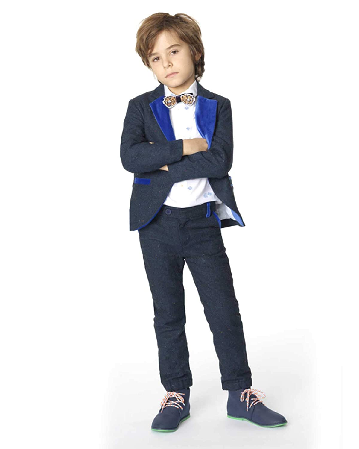 Sizes 3-10 Billybandit Boys Dress Blazer