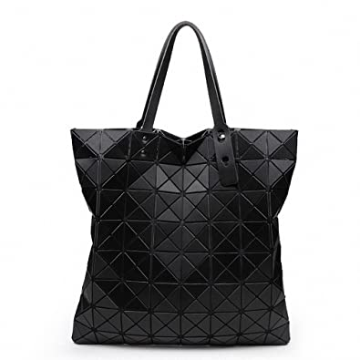 Matte Finish BAOBAO Bag Folding Handbag Women Handbags Bao Bao Bag Fashion Casual Tote Fashion Women