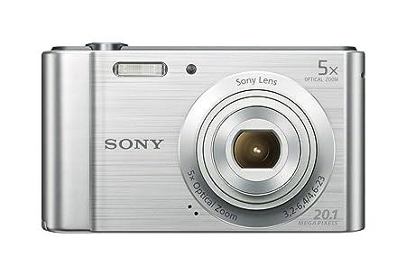 Review Sony (DSCW800) 20.1 MP