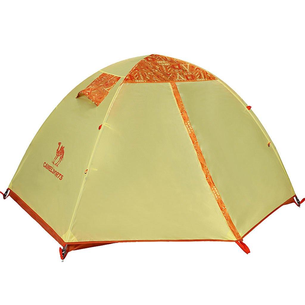 Neue automatische Outdoor-Zelt 1-2 Personen Zelt Doppel regen Jahreszeiten
