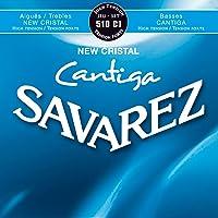 Savarez 656287 - Cuerdas para Guitarra Clásica
