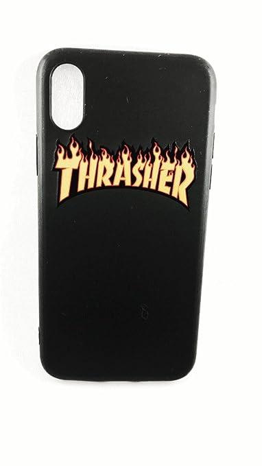 coque iphone x thrasher
