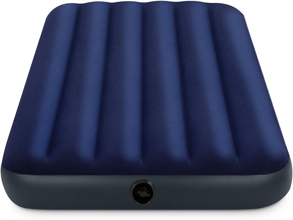 Amazon.com: Intex Classic Downy - Colchón hinchable para ...