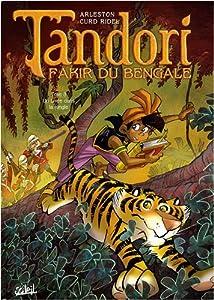 """Afficher """"Tandori, fakir du Bengale n° 3 Un livre dans la jungle"""""""