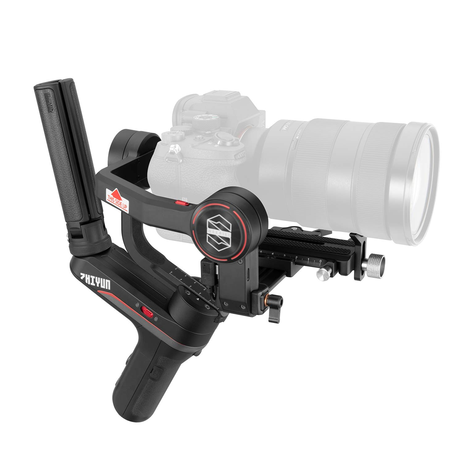 Zhiyun Weebill S [Official] 3-Axis Gimbal Stabilizer for Cameras by zhi yun