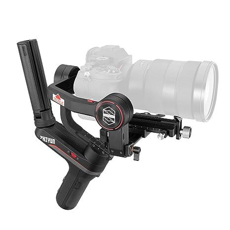 Zhiyun WEEBILL-S - Estabilizador de 3 Ejes para cámara réflex ...