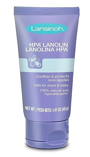 Lansinoh Breastfeeding Salve – HPA Lanolin Review