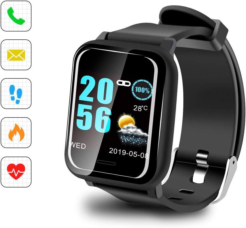 Sonkir Reloj Inteligente Pantalla táctil a Color de 1.3