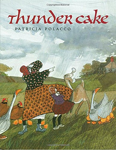 Book Cover: Thunder Cake