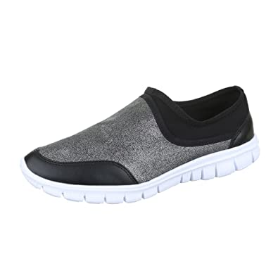 Ital Design Damen Schuhe C27 11 1 Halbschuhe Slipper