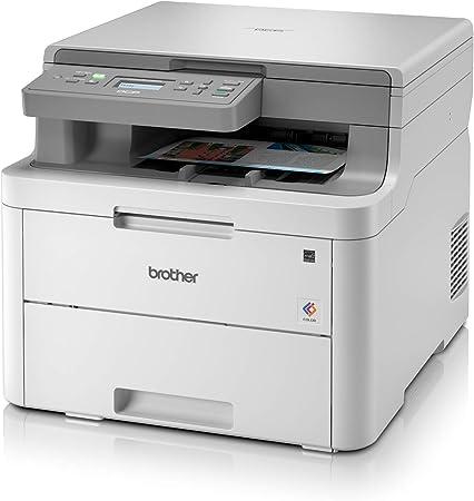 Brother DCP-L3510CDW - Impresora multifunción (Wifi, USB 2.0, 512 ...
