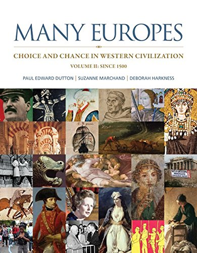 LL Many Europes Vol 2 with Connect 1-Term Access Card