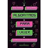 capa de Algoritmos para viver - A ciência exata das decisões humanas