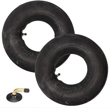 """6/"""" TUBE 5.30//4.50-6  530//450-6 TIRE INNER TUBE METAL VALVE NEW"""